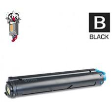 Okidata 43502301 Type 9 Black Laser Toner Cartridge Premium Compatible