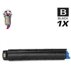 Okidata 43640301 Black Laser Toner Cartridge Premium Compatible