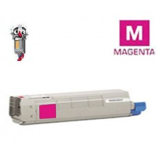 Genuine Okidata 43837126 Magenta Toner Cartridge
