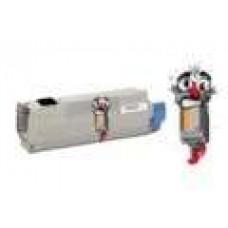 Okidata 43865720 High Yield Black Laser Toner Cartridge Premium Compatible
