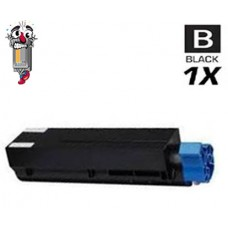 Okidata 44574701 Black Laser Toner Cartridge Premium Compatible
