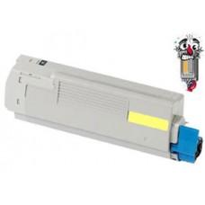 Genuine Okidata 44947305 Yellow Toner Cartridge