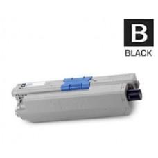 Genuine Okidata 46508704 Black Toner Cartridge