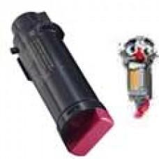 Dell 4NRYP High Yield Magenta Laser Toner Cartridge Premium Compatible