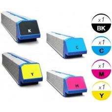 4 PACK Genuine OKI 4553642 combo Laser Toner Cartridge