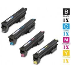 4 Piece Bulk Set Canon GPR20 combo Laser Toner Cartridges Premium Compatible Premium Compatible