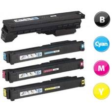 4 Piece Bulk Set Canon GPR21 combo Laser Toner Cartridges Premium Compatible
