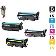 4 Piece Bulk Set Canon GPR29 combo Laser Toner Cartridges Premium Compatible