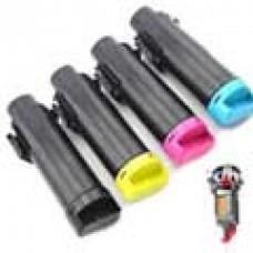 4 PACK Dell H625 H825 combo Laser Toner Cartridges Premium Compatible