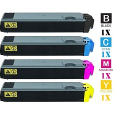 4 PACK Kyocera Mita TK582 combo Laser Toner Cartridge Premium Compatible