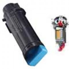Dell 4Y75H High Yield Cyan Laser Toner Cartridge Premium Compatible
