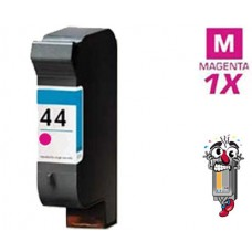 Hewlett Packard 51644M HP44 Magenta Inkjet Cartridge Remanufactured
