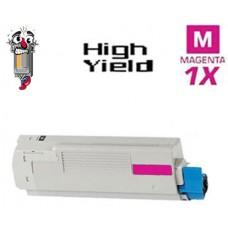 Genuine Okidata 52123702 Magenta Toner Cartridge