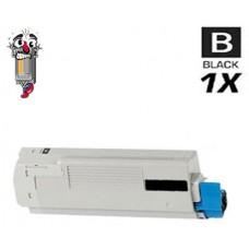 Genuine Okidata 52123704 Black Toner Cartridge