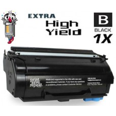 Genuine Original Lexmark 55B1X00 Extra High Yield Return Program Toner Cartridge