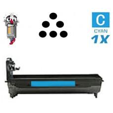 Genuine Okidata 56125703 Cyan Laser Drum Cartridge
