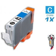 Canon CLI42C Cyan Inkjet Cartridge Remanufactured