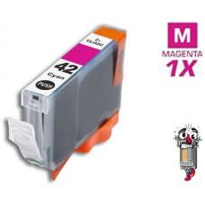 Canon CLI42M Magenta Inkjet Cartridge Remanufactured
