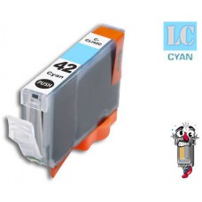 Canon CLI42PC Photo Cyan Inkjet Cartridge Remanufactured