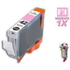 Canon CLI42PM Photo Magenta Inkjet Cartridge Remanufactured