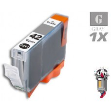 Canon CLI42GY Gray Inkjet Cartridge Remanufactured