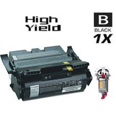 Lexmark 64015HA High Yield Black Laser Toner Cartridge Premium Compatible