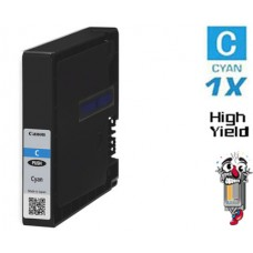 Canon PGI1200XL Cyan Ink Cartridge Remanufactured