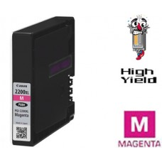 Canon PGI2200XL High Yield Magenta Ink Cartridge Remanufactured