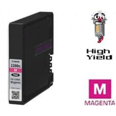 Canon PGI2200XL High Yield Magenta Ink Cartridge Remanufactured