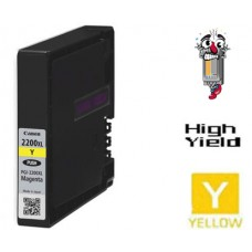 Canon PGI2200XL High Yield Yellow Ink Cartridge Remanufactured