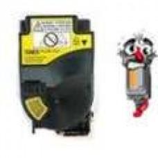 Konica Minolta TN302C 960-847 Yellow Laser Toner Cartridge Premium Compatible