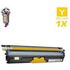 Konica Minolta A0V306F High Yield Yellow Laser Toner Cartridge Premium Compatible