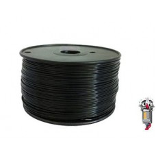 Black to Natural Color Changing in Temp 1kg 1.75mm PLA Filament for 3D Printers