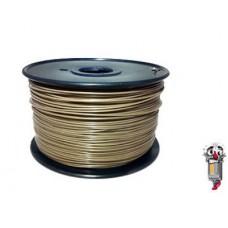 Bronze 1.75mm 0.5kg PLA Filament for 3D Printers