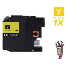 Brother LC105Y Super High Yield Yellow Inkjet Cartridge Remanufactured