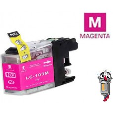 Brother LC103M Magenta Inkjet Cartridge Remanufactured