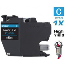 Brother LC3013C Cyan Inkjet Cartridge Remanufactured