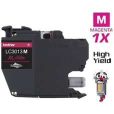 Brother LC3013M Magenta Inkjet Cartridge Remanufactured