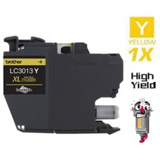 Brother LC3013Y Yellow Inkjet Cartridge Remanufactured