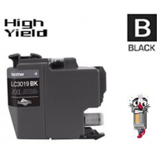 Brother LC3019BKCIC Super High Yield Black Inkjet Cartridge Remanufactured