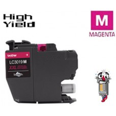 Brother LC3019MCIC Super High Yield Magenta Inkjet Cartridge Remanufactured