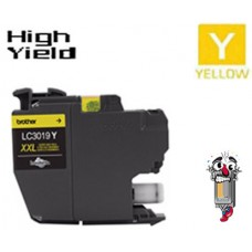 Brother LC3019YCIC Super High Yield Yellow Inkjet Cartridge Remanufactured