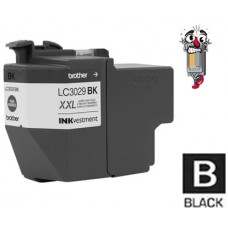 Brother LC3029BKCIC Super High Yield Black Inkjet Cartridge Remanufactured