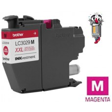 Brother LC3029MCIC Super High Yield Magenta Inkjet Cartridge Remanufactured