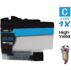Brother LC3033C Super High yield Cyan vestment Tank Ink Cartridge Remanufactured