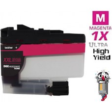 Brother LC3035M Ultra High yield Magenta vestment Tank Ink Cartridge Remanufactured