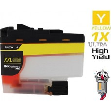 Brother LC3035Y Ultra High yield Yellow vestment Tank Ink Cartridge Remanufactured