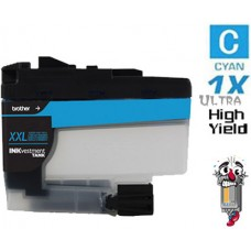 Brother LC3039C Ultra High yield Cyan Ink Cartridge Remanufactured