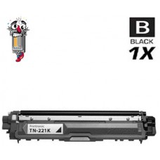 Brother TN221BK Black Laser Toner Cartridge Premium Compatible
