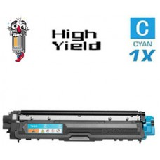 Brother TN225C High Yield Cyan Laser Toner Cartridge Premium Compatible